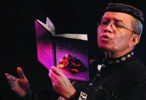 Dia Jawaban Taufiq Ismail Soal Tuduhan Plagiat 'Kerendahan Hati