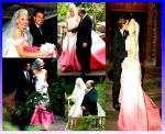 gaun pengantin gwen stefani