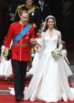 Kate Middleton &  Prince Williams Officialy married6