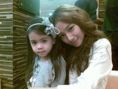 Profil Ratna Kharisma Adzana Pemeran Angel di Putih Abu ...