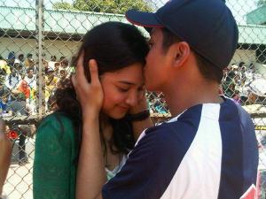 mikha tambayong & Adly fairuz pacaran