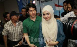 Irwansyah & Zaskia BNN